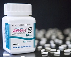 Ambien Sleep aid Drug